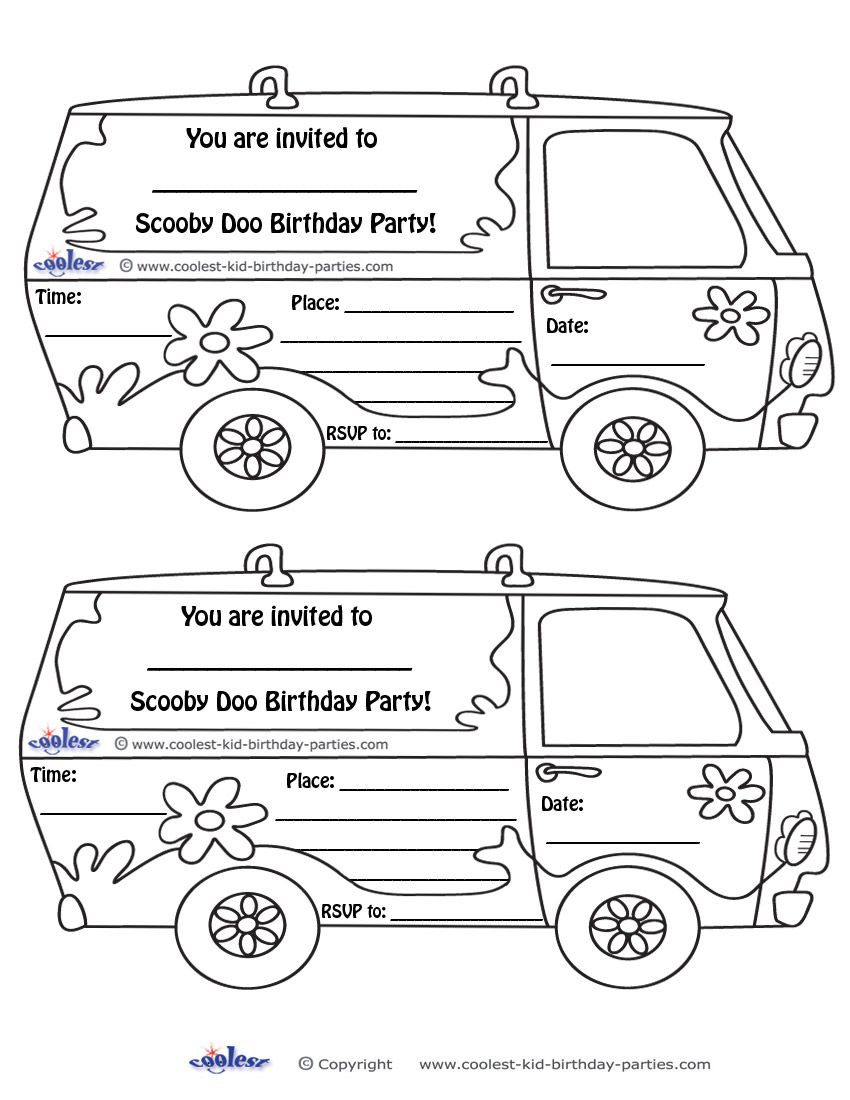 mystery machine coloring pages previous printable next printable
