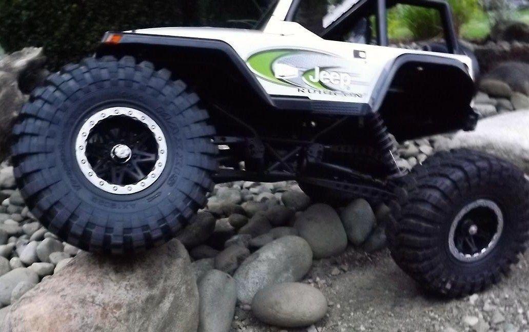 Jeep Rubicon Axial SCX10 2 4 GH RC Rock Crawler Wraith 4x4