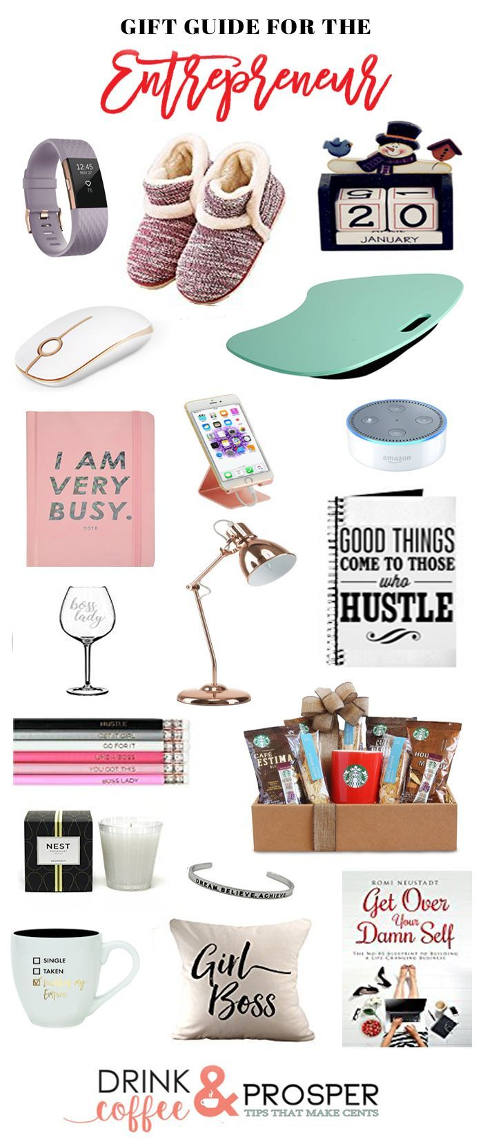 20 Awesome Gift Ideas For Entrepreneurs Diy Gifts For