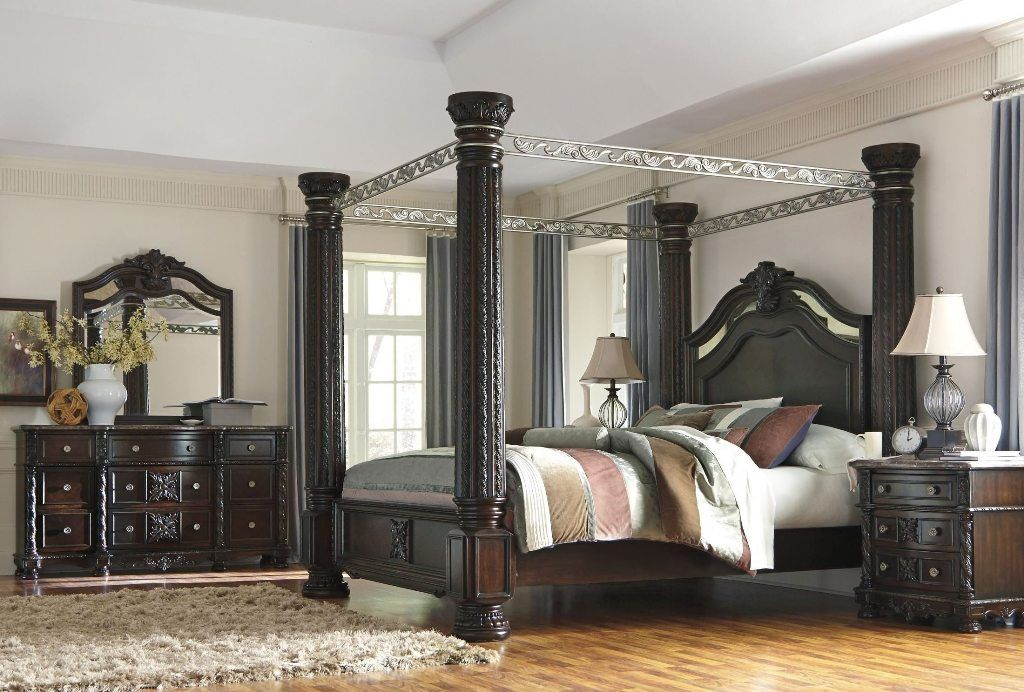 North Shore Poster Bedroom Set (With images) Canopy