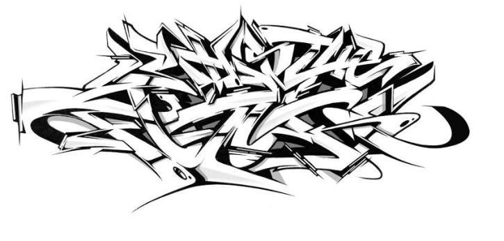 Graffiti Pen Drawings Google Search