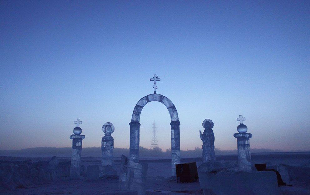 A Siberian Winter - In Focus - The Atlantic