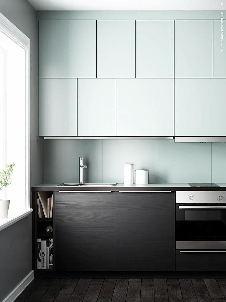 Catalogo Ikea cucine 2015 | Kitchen | Mint kitchen, Ikea kitchen e ...