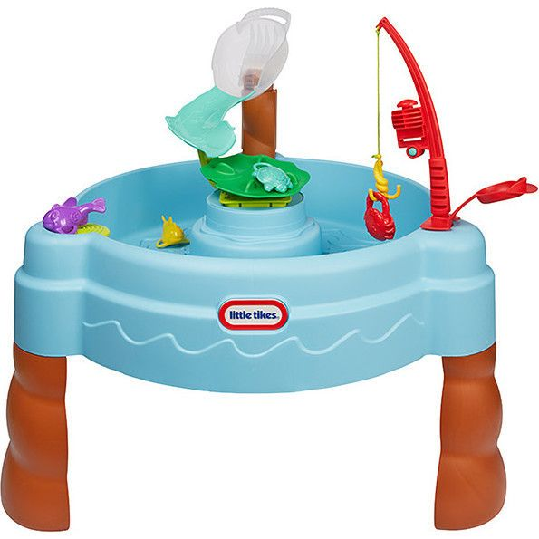 Little Tikes Fish N Splash Water Table Water Table Little Tikes Water Toys