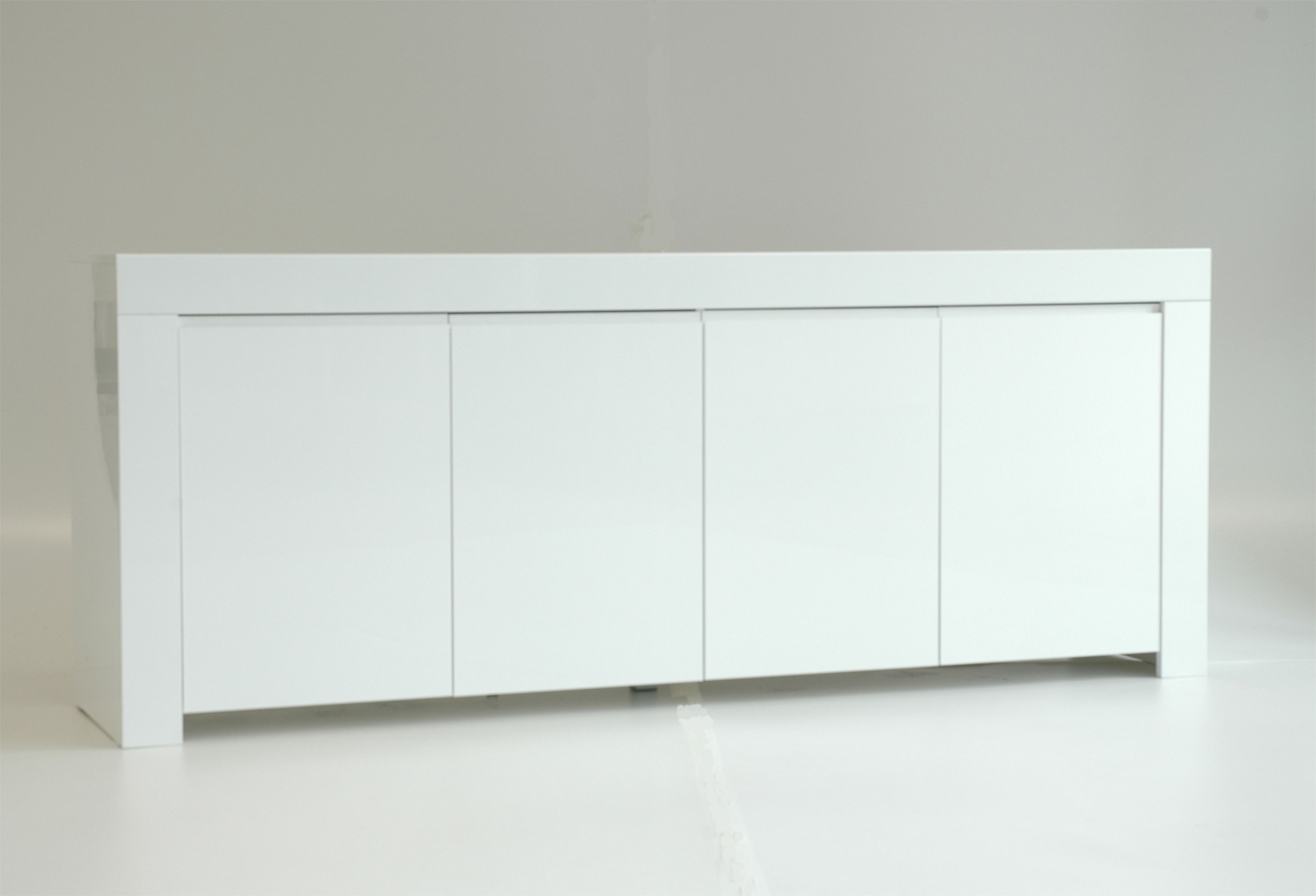 Buffet Amalfi 8 Commode Blanche Dining Room Sideboard