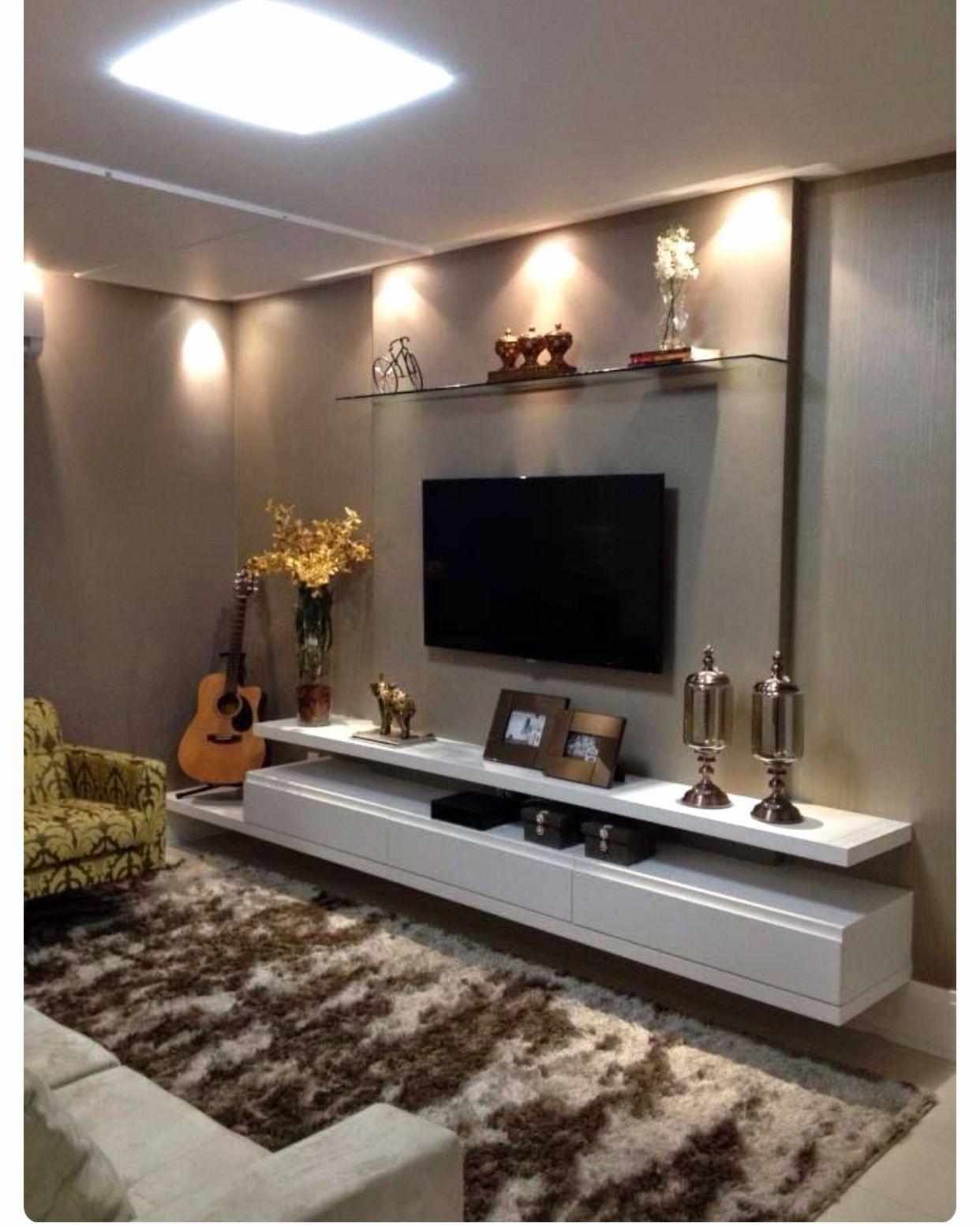 Wohnzimmer Tv Wand Ideen Inspirierend Pin Von Marcia Muller Auf