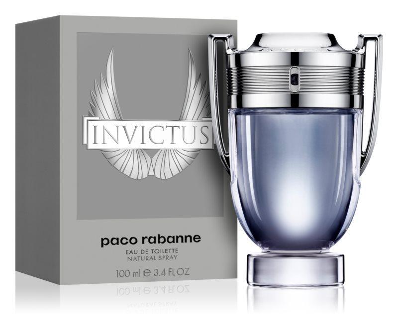 Invictus De Paco Rabanne Men Perfume Seductive Perfume Paco Rabanne