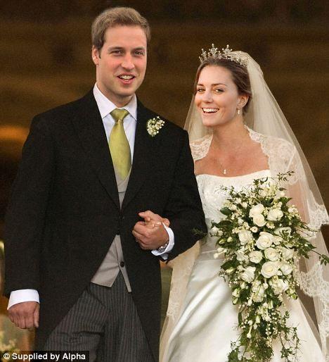 Prince Andrew And Sarah Royal Wedding William News Fiancee Of