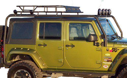 Jeep Wrangler Roof Racks Jeep Wrangler Jeep Adventure Car