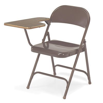 folding chair desk combo hammock diy virco laminate tablet arm set of 2 products