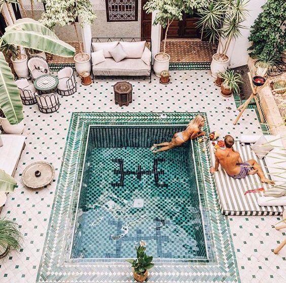 Bildergebnis für le riad yasmine marrakech