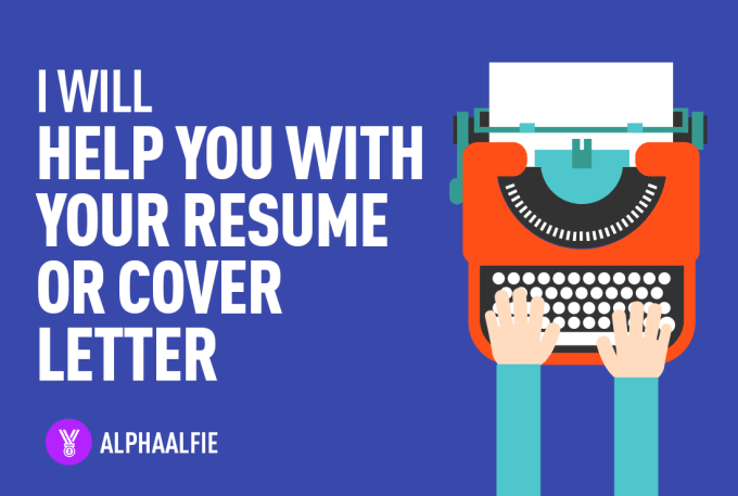 alphaalfie i will write create and edit your resume and cover