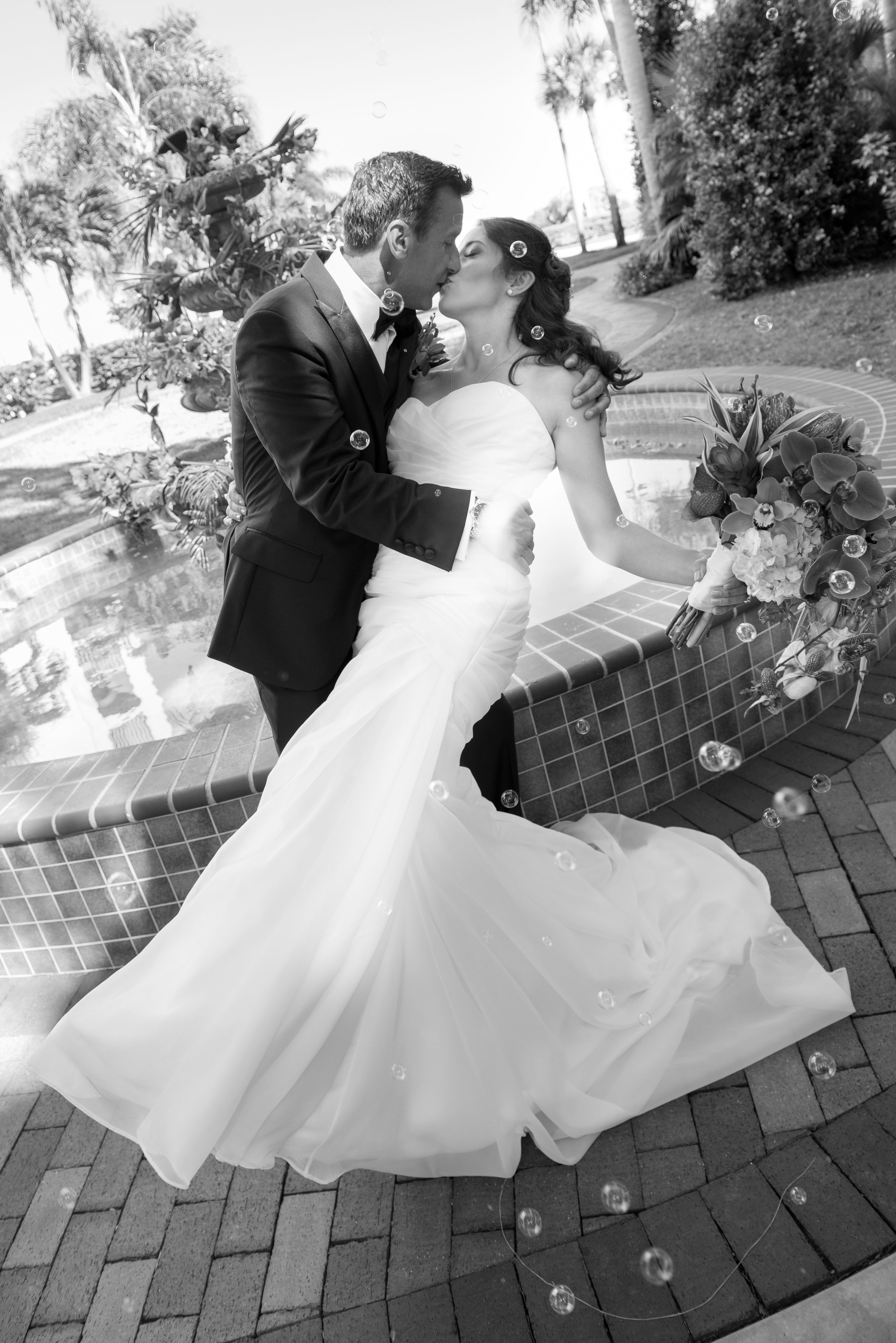 Wedding Photographers in Clearwater Wedding Venues