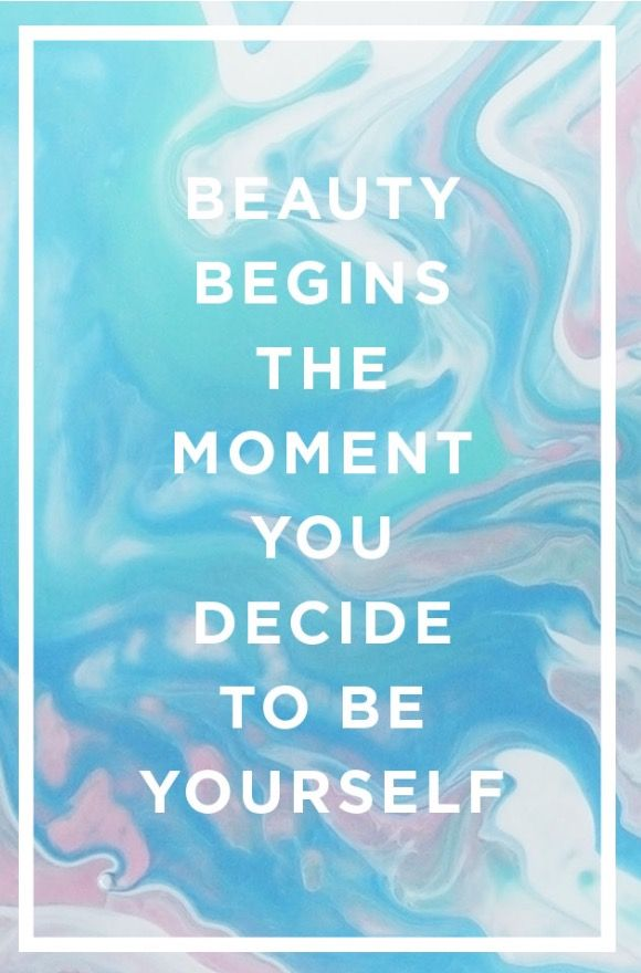 Pin by sydney mae on wallpapers pinterest wallpaper powerful beauty begins the moment you decide to be yourself wallpaper altavistaventures Choice Image