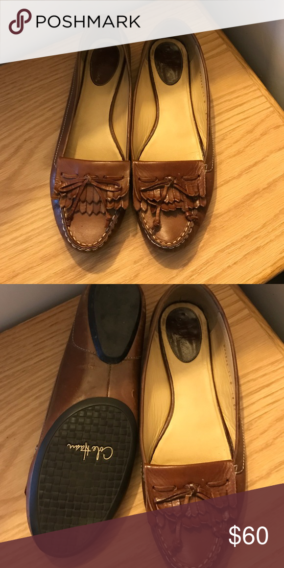 Cole Haan W11 Loafers Used but in excellent condition! Cole Haan Shoes Flats & Loafers