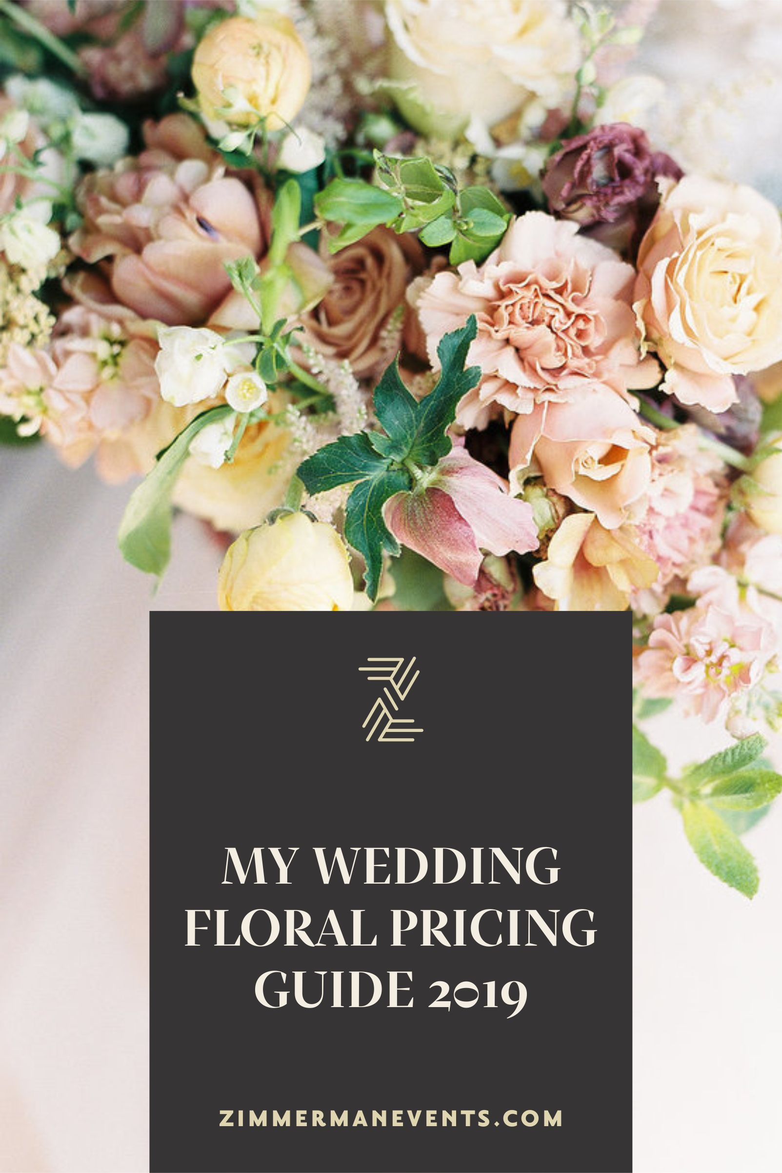 Pricing for Profit My 2019 Wedding Floral Pricing Guide