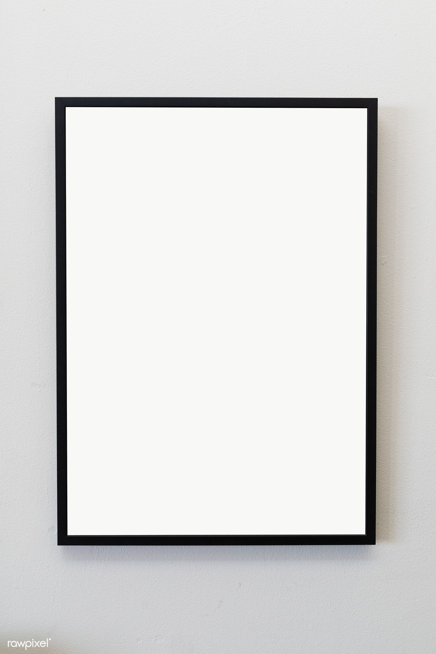 Black Frame Against A Gray Wall Transparent Png Free Image By Rawpixel Com Mckinsey Photo Frame Design Red Photo Frames Photo Frame Wallpaper