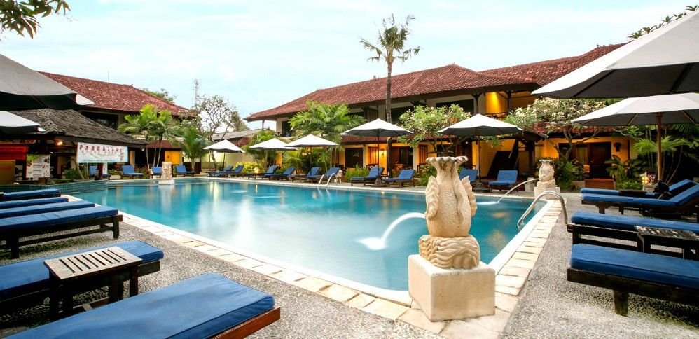 Bali summer vibes legian paradiso hotel 7 nights