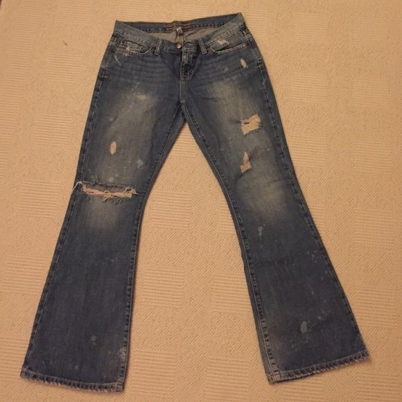NEVER WORN a&f jeans Excellent condition Abercrombie & Fitch Jeans