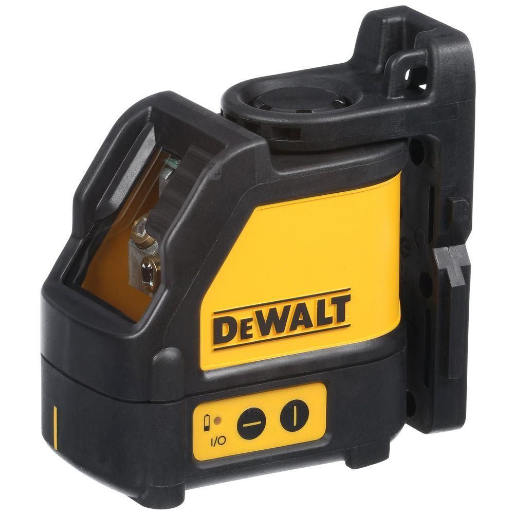 Dewalt 165 Ft Red Self Leveling Cross Line Laser Level With 3 Aa Batteries Case In 2019 Products Battery Shop Line Diy Tools