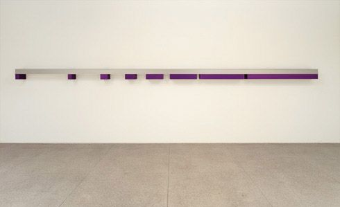 Donald Judd, Untitled (1970)