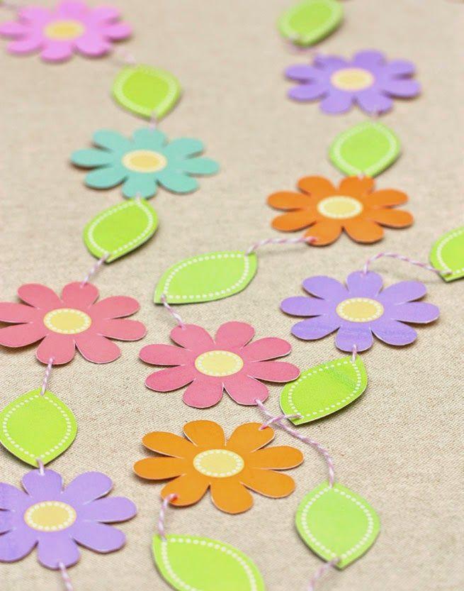Cortina de flores  bazar das divas  Pinterest  Festa