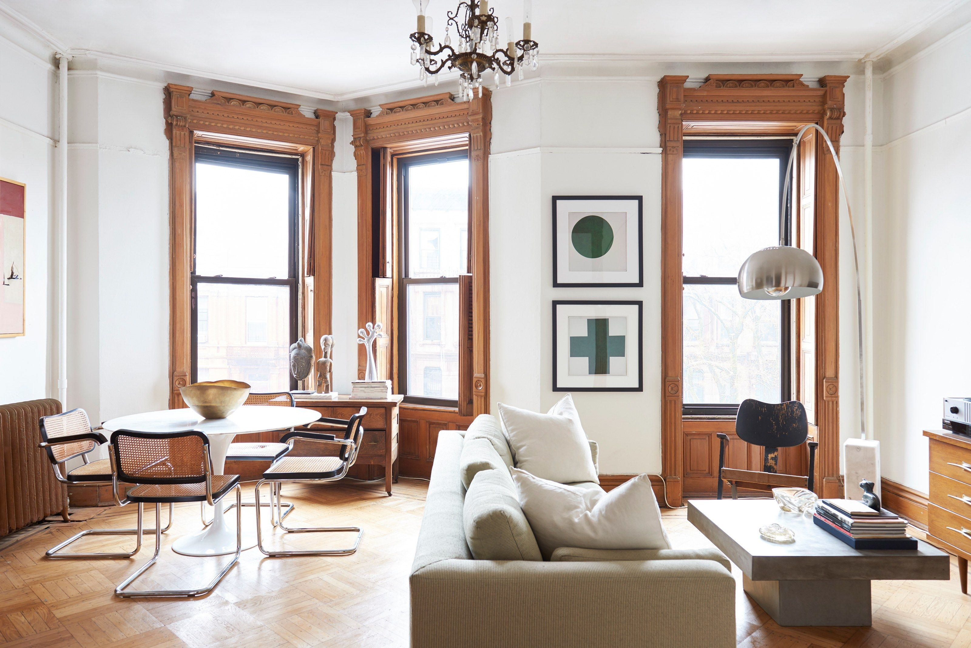 We Want Everything In This Brooklyn Boutique Owner S Apartment Apartment Interior Small Apartment Living Home