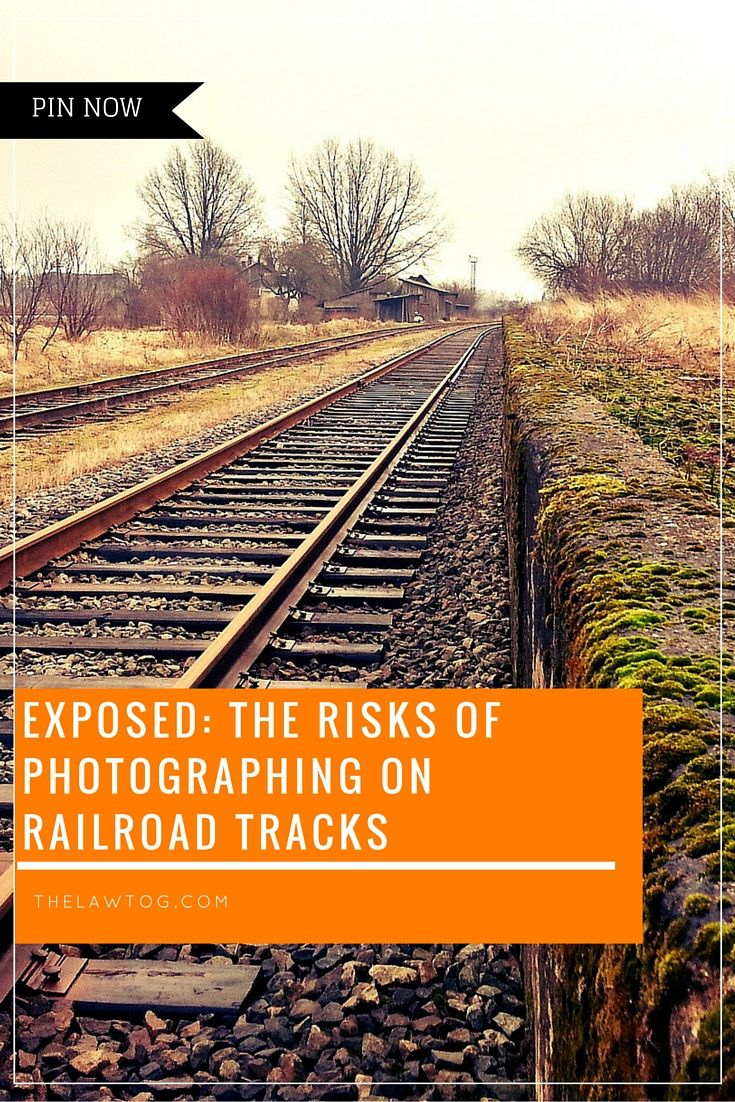Photographing on Railroad Tracks Is Dangerous! | Photography