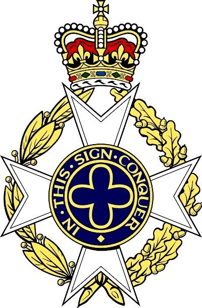 Royal Army Chaplains Department  | Heraldry | British army