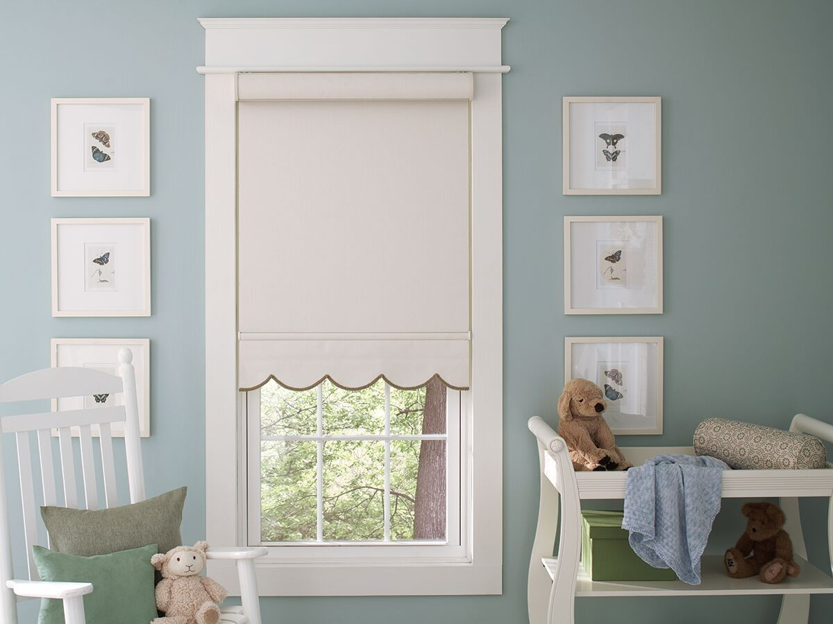 Amazing Nursery With Blackout Shade. ~ A Blackout Shade In A Newbornu0027s Room Can  Benefit The