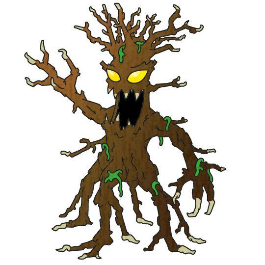 48+ Monster tree ideas