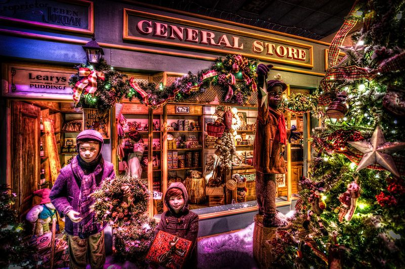 General Store The Enchanted Village Jordan S Furniture Avon