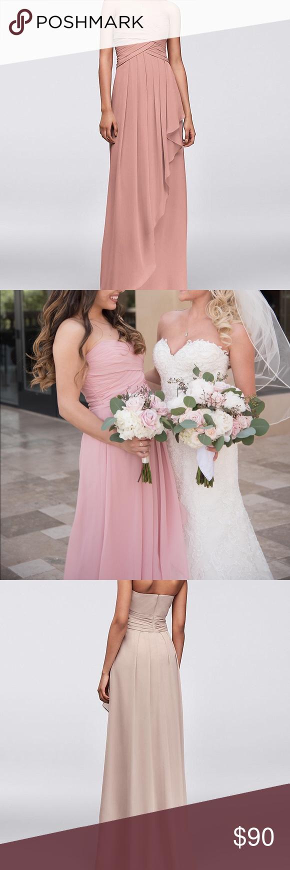Davids Bridal Bridesmaid dress | Davids bridal bridesmaid, Davids ...