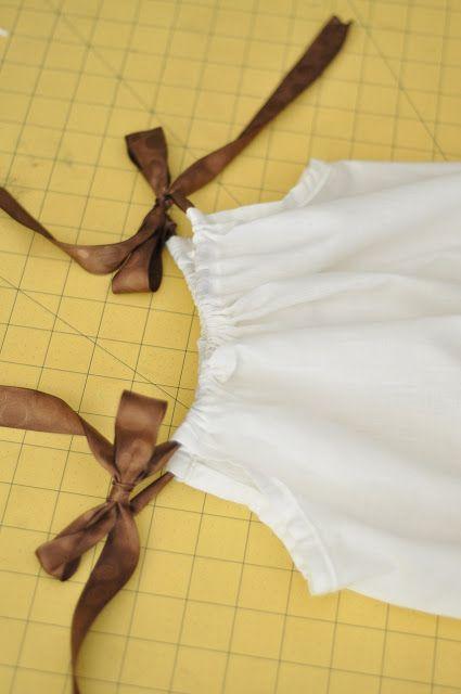 LifeCreated Blog: Making a Vintage Pillowcase Dress