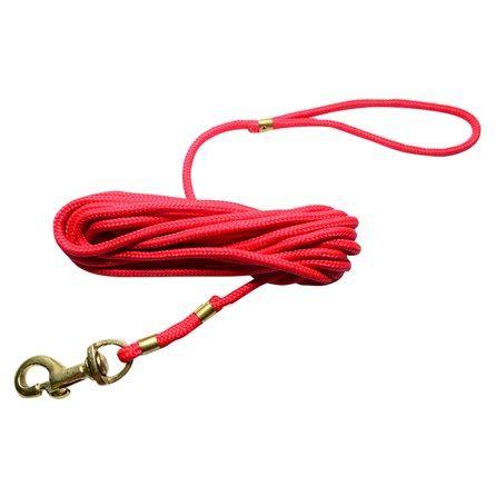 Guia Longa Vermelho Sinval - MeuAmigoPet.com.br #petshop #cachorro #cão #meuamigopet