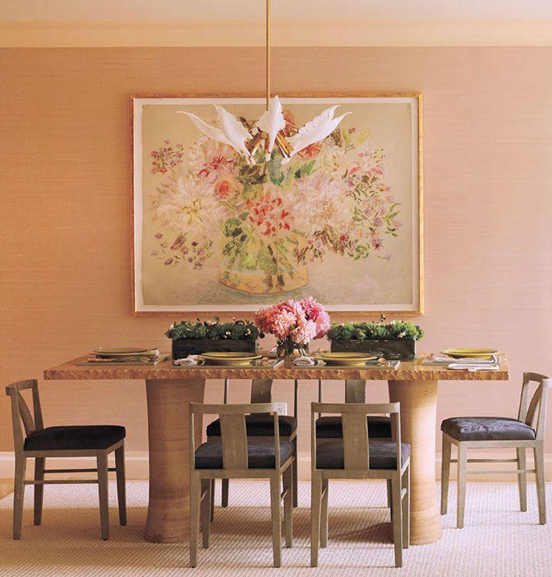 Celerie Kemble Dining Dining Room Inspiration Dining