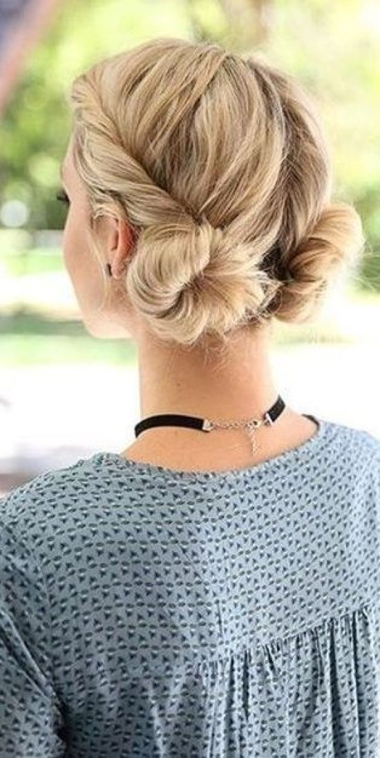 Netter Sommer Frisuren, die Ihr Haar aus dem Gesicht halten