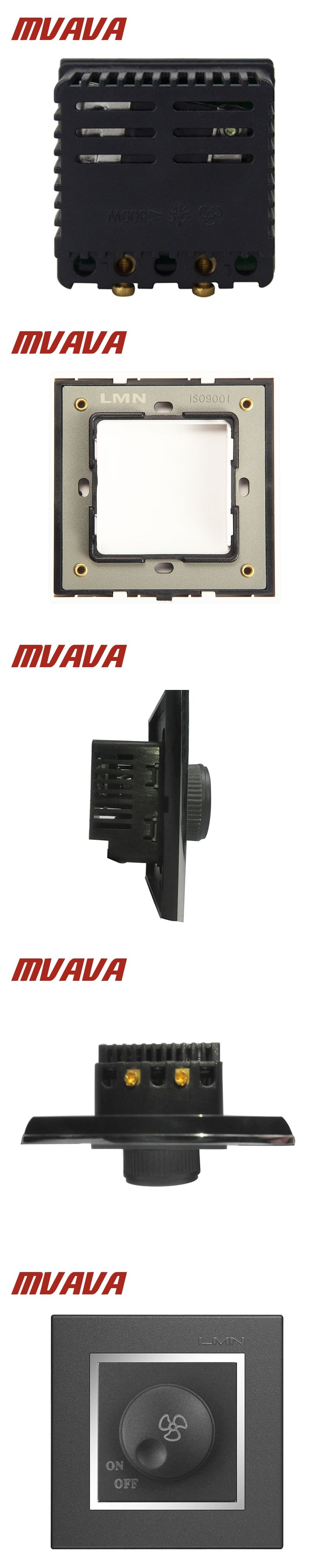New Arrival MVAVA Ceiling Fan Speed Control on off Switch Wall