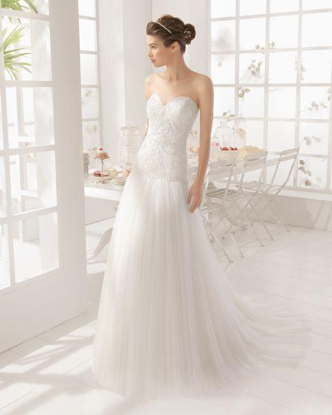 Kennt Ihr schon die hinreißende Brautkleider Kollektion von Aire ...