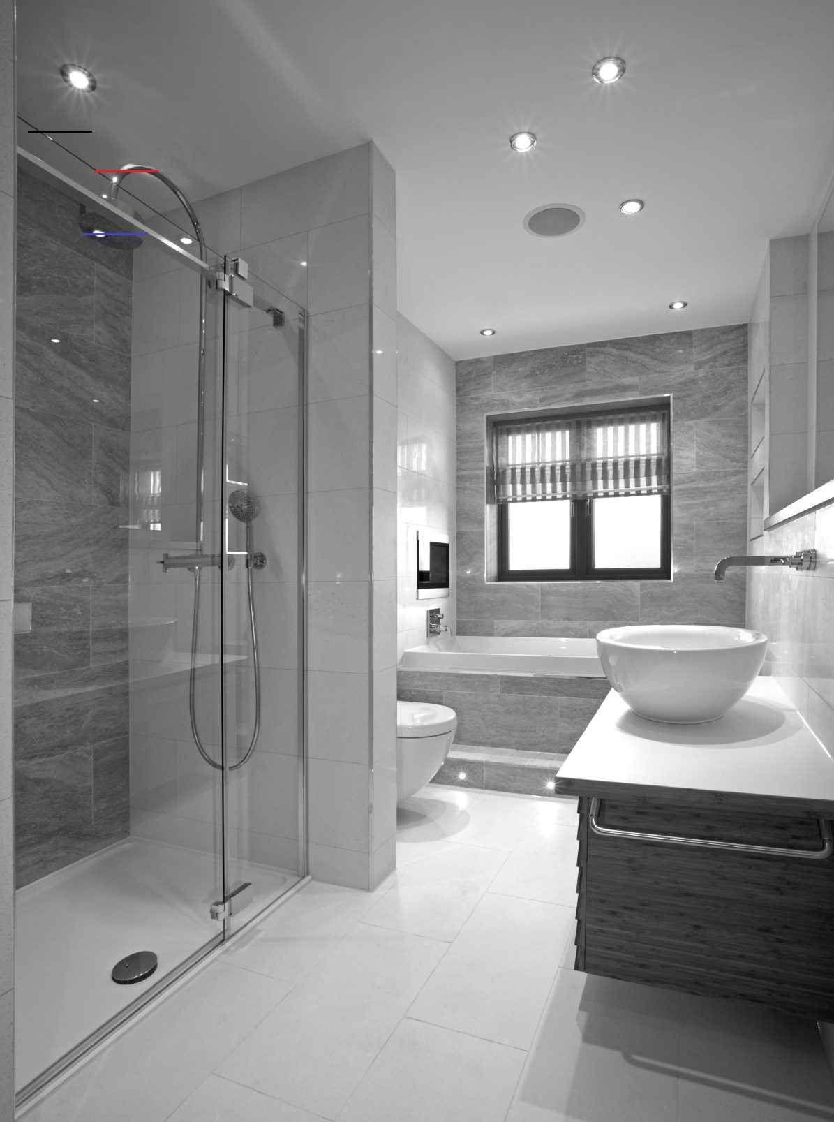 50 Sleek Modern Master Bathroom Ideas Photos In 2020 Modern Master Bathroom Bathroom Inspiration Modern Bathroom Color Schemes