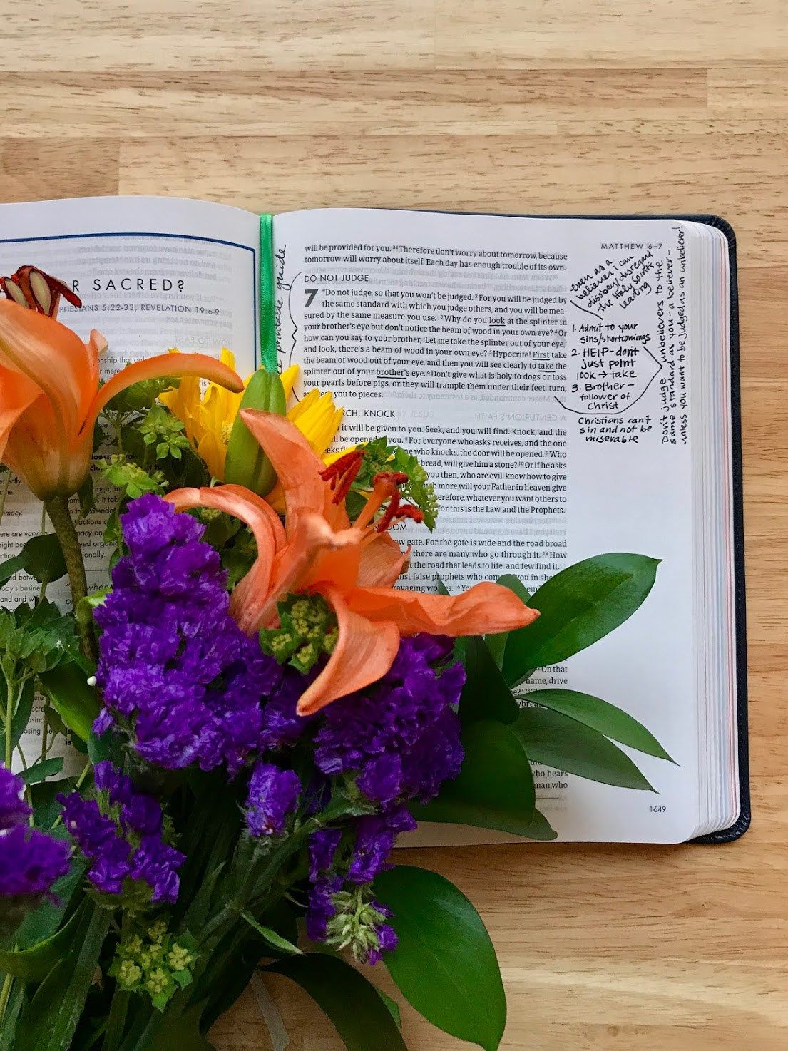 How To Spend Time In God S Word Even When You Re Way Too