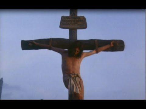 jesus of nazareth 1977, crucifixion backstage - YouTube