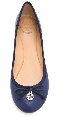 d8e98ca543ea  185 for something so simple...Tory Burch Chelsea Ballet Flat