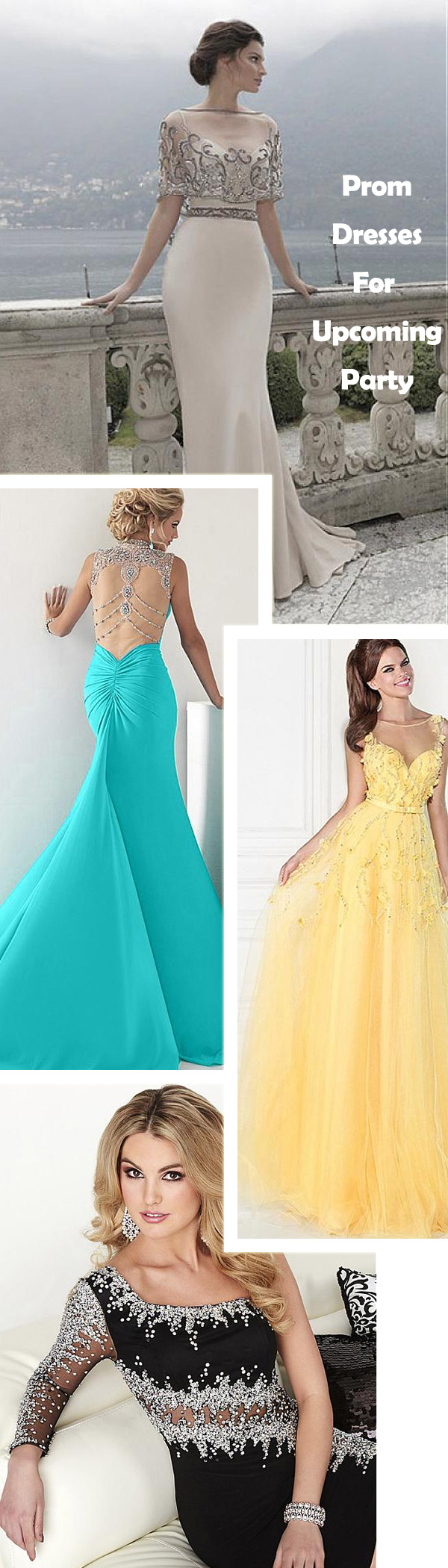 Do you get the desired prom dresses for the upcoming holiday parties ...