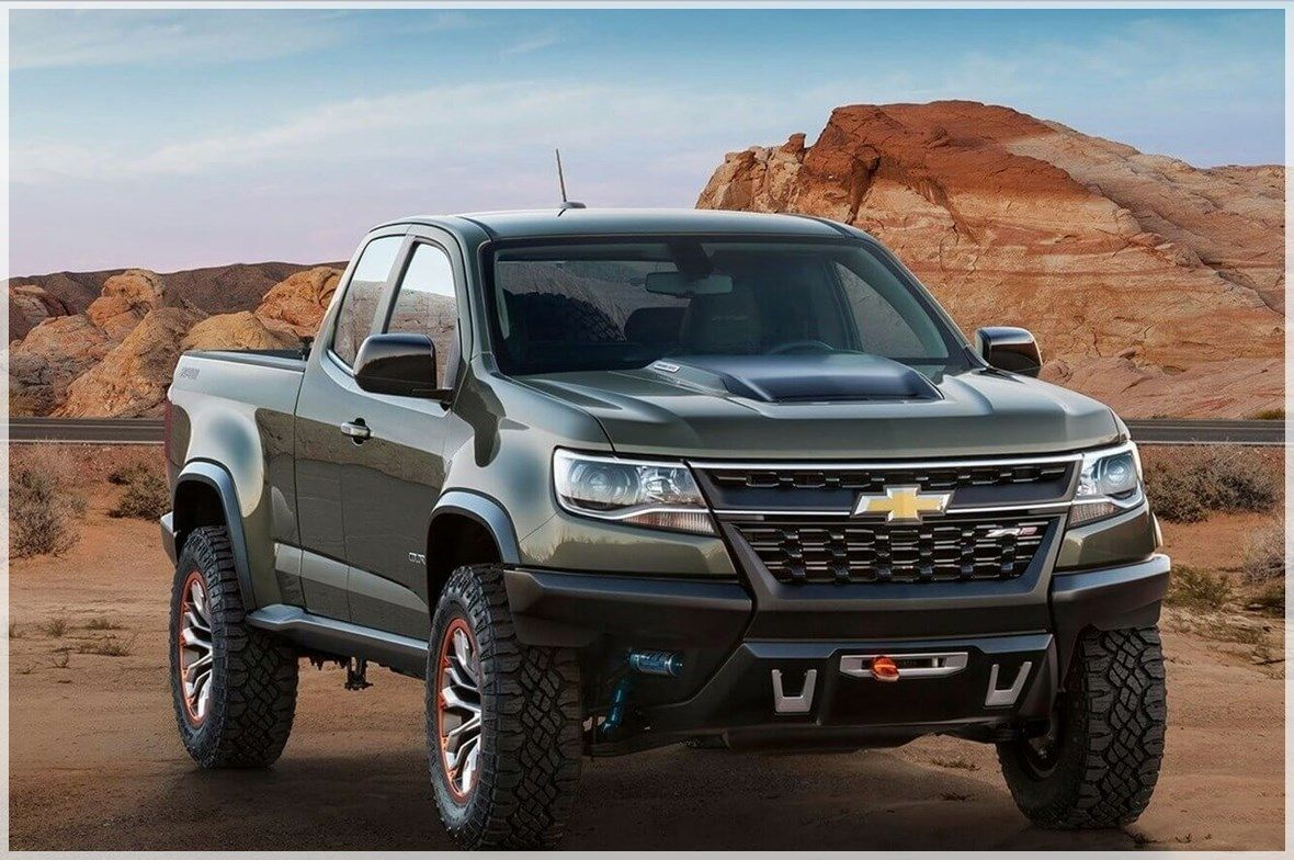 2020 Chevy Avalanche Specs Changes Chevrolet colorado