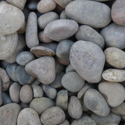 Scottish Pebbles Are Smooth Well Rounded Granite Stones Sized