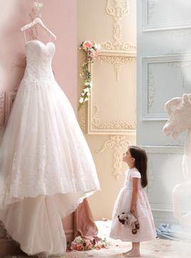 Vestido de noiva Baile com renda sem alças mais elegante
