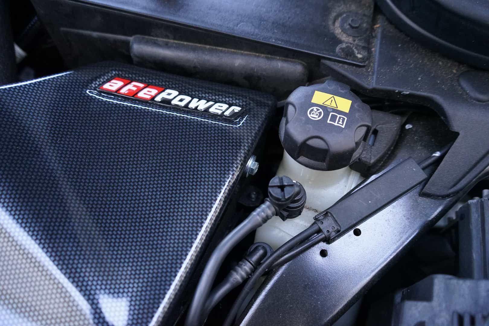 F56 Mini Cooper S Afe Intake Mini Cooper S Magnum Force Cold Air Intake