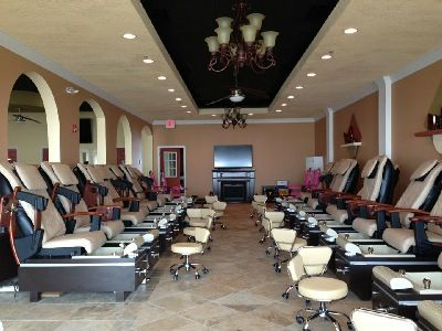 Signature Nails & Spa - Offers Kids Manicures and Pedicures ...
