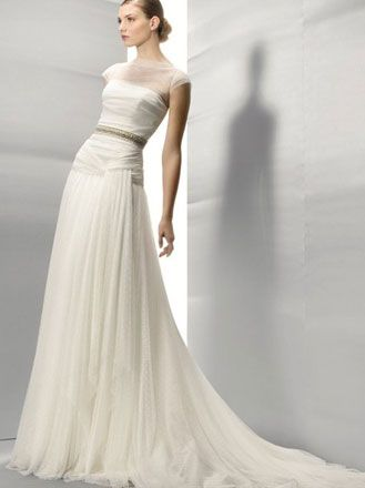 Wedding dresses and bridal wear from Cymbeline :: Morgan Davies ...